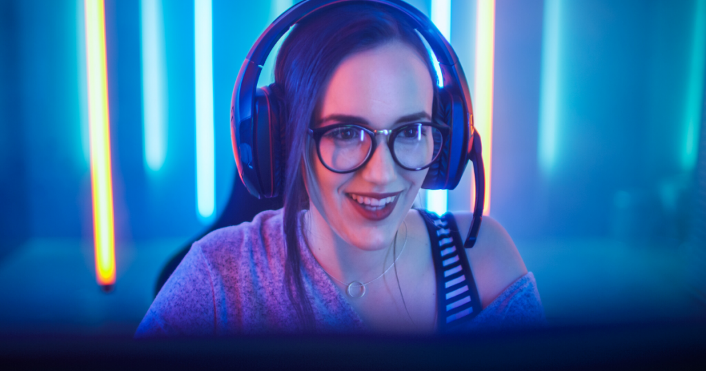 struggles of a girl gamer