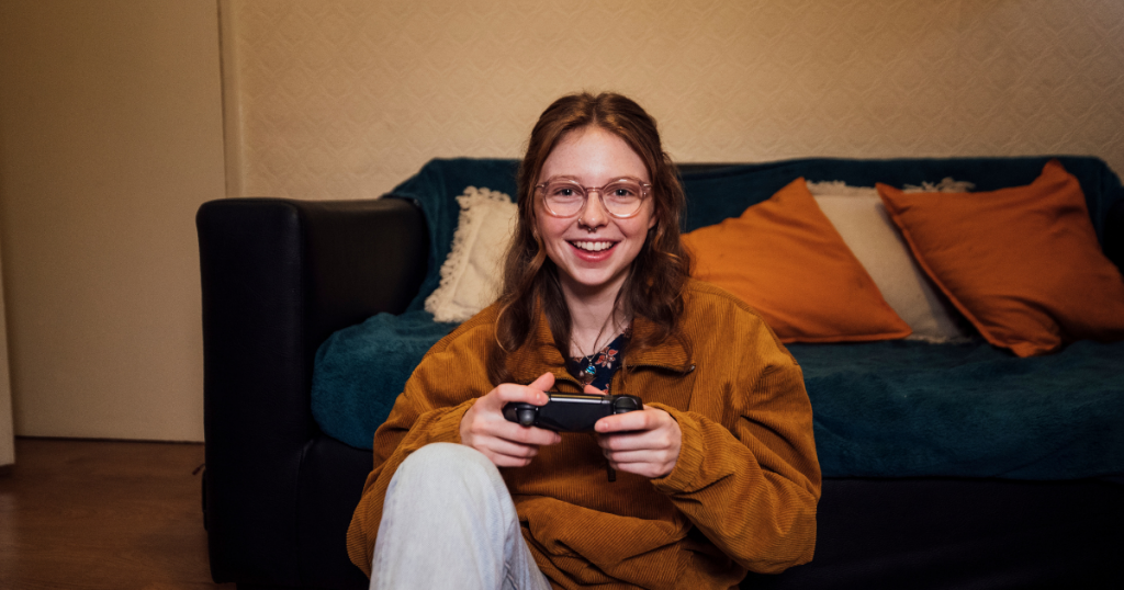 gaming positive for mental wellbeing