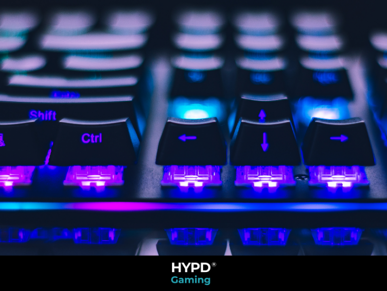 HYPD - The ultimate gaming set-up blog
