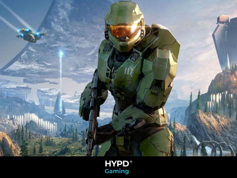 Halo Infinite an xbxox series x exclusive